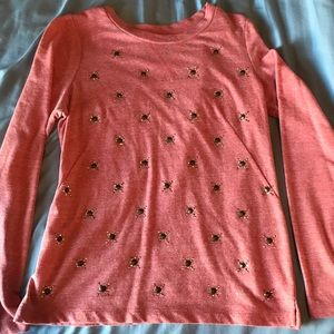 Shine bright in this sweater